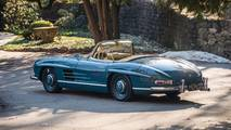1962 Mercedes-Benz 300 SL Roadster