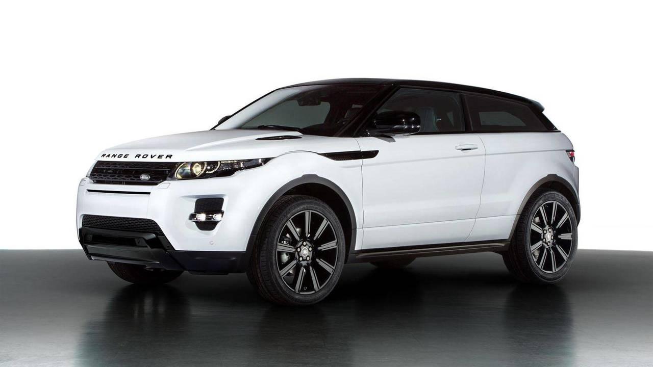 2012 World Car Design of the Year: Range Rover Evoque