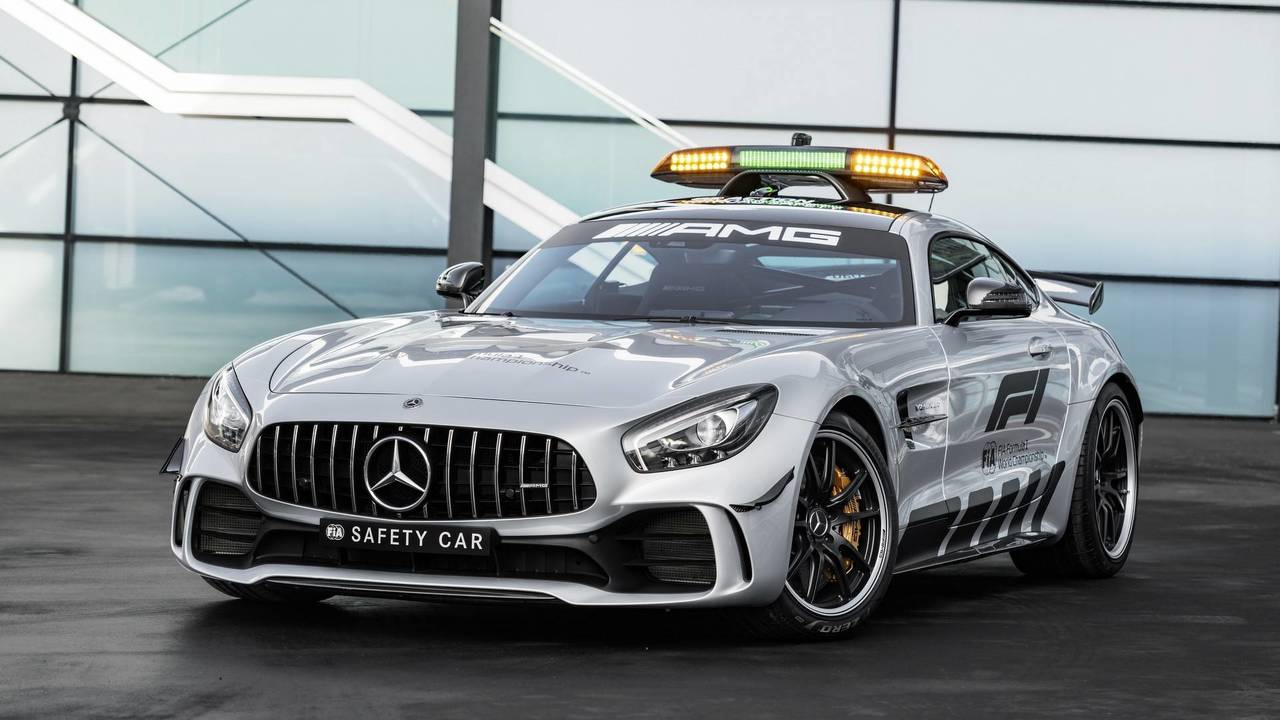 Mercedes-AMG GT R - Safety Car
