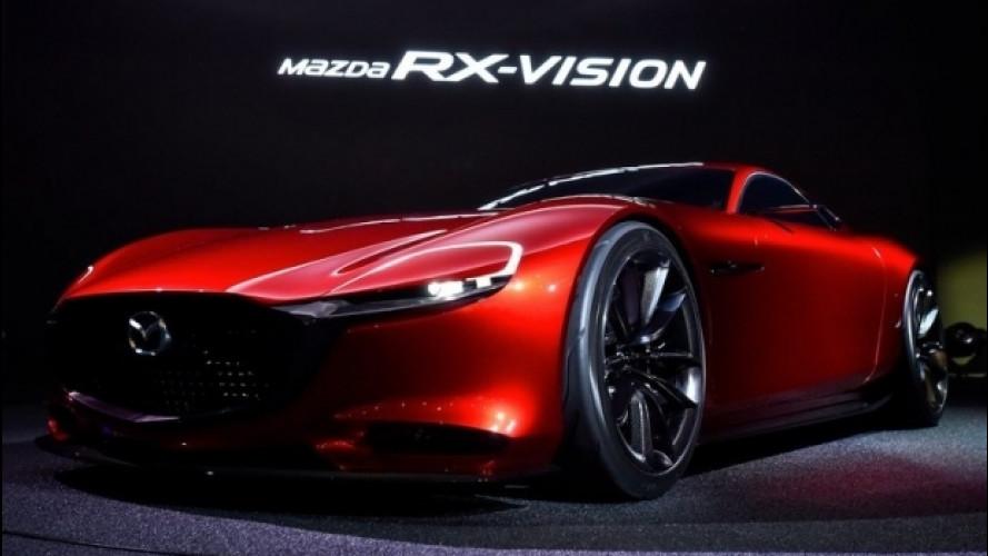 Mazda RX-9: tutto quello che sappiamo di lei