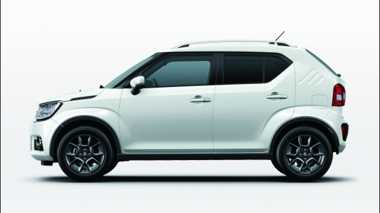 [Copertina] - Nuova Suzuki Ignis, debutto europeo a Parigi