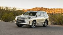 2018 Lexus LX Two-Row: First Drive