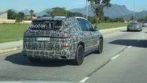 BMW X5 Casus Fotoğrafları