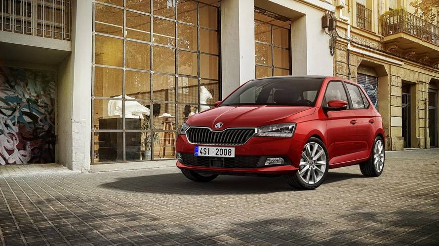 Skoda Fabia facelift starts at £11,160, further details revealed