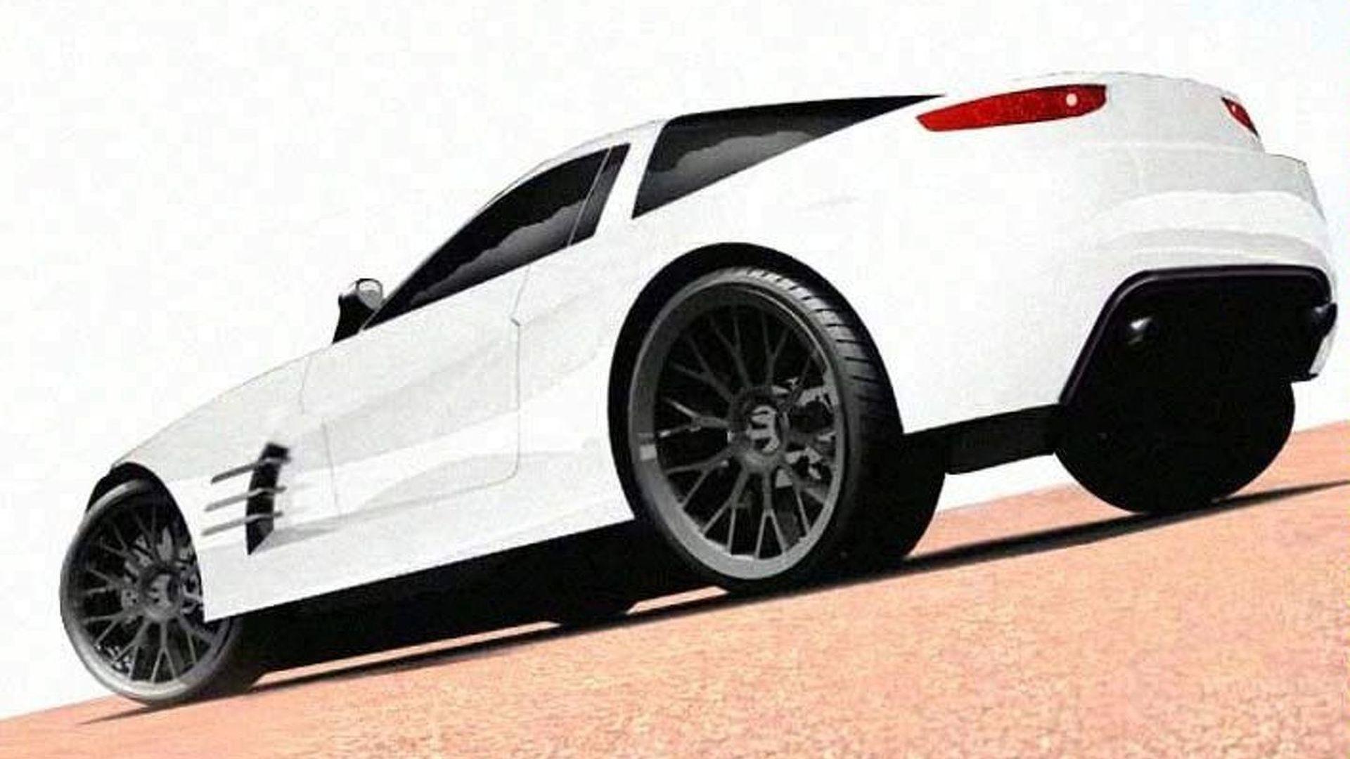 Phoenix GT/Uirapuru, the 800 hp Brazilian Sports Car