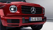 Mercedes-Benz G Serisi Night Pack