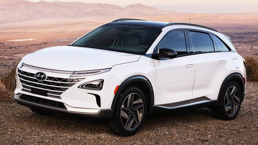 Hyundai, si chiama Nexo il nuovo SUV a idrogeno