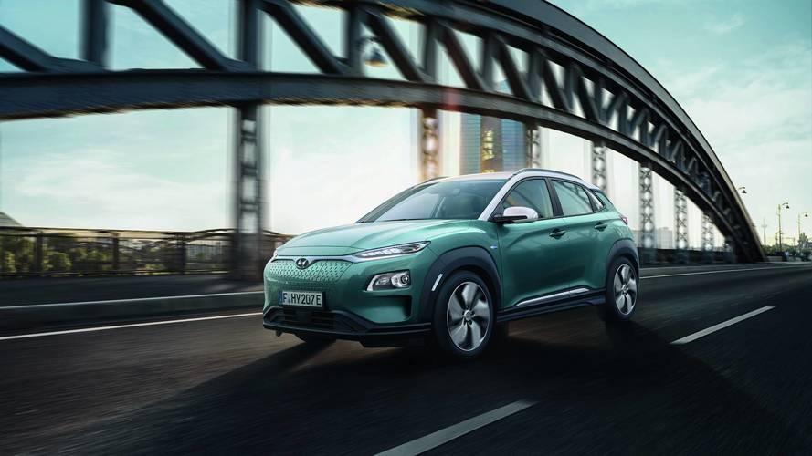 Hyundai KONA Eléctrico 2019: ya tiene precios en España