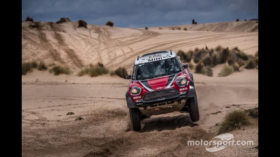 Dakar 2017, tris per Loeb e vetta della classifica
