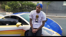 Le Lamborghini di Chris Brown