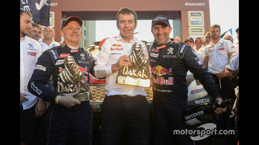 "Dakar 2017, Famin: ""La 3008 DKR non ha punti deboli"""