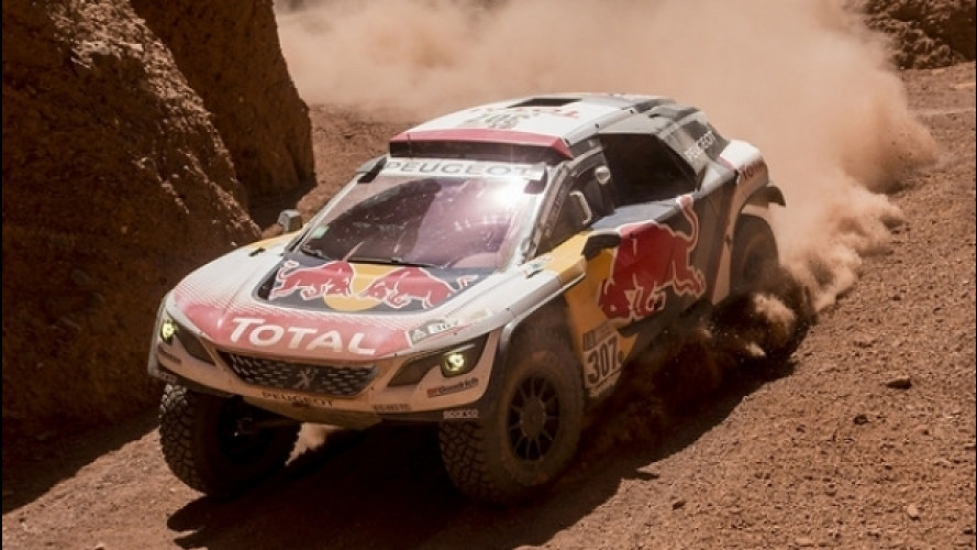 Dakar 2017, Déspres senza rivali nella quarta tappa