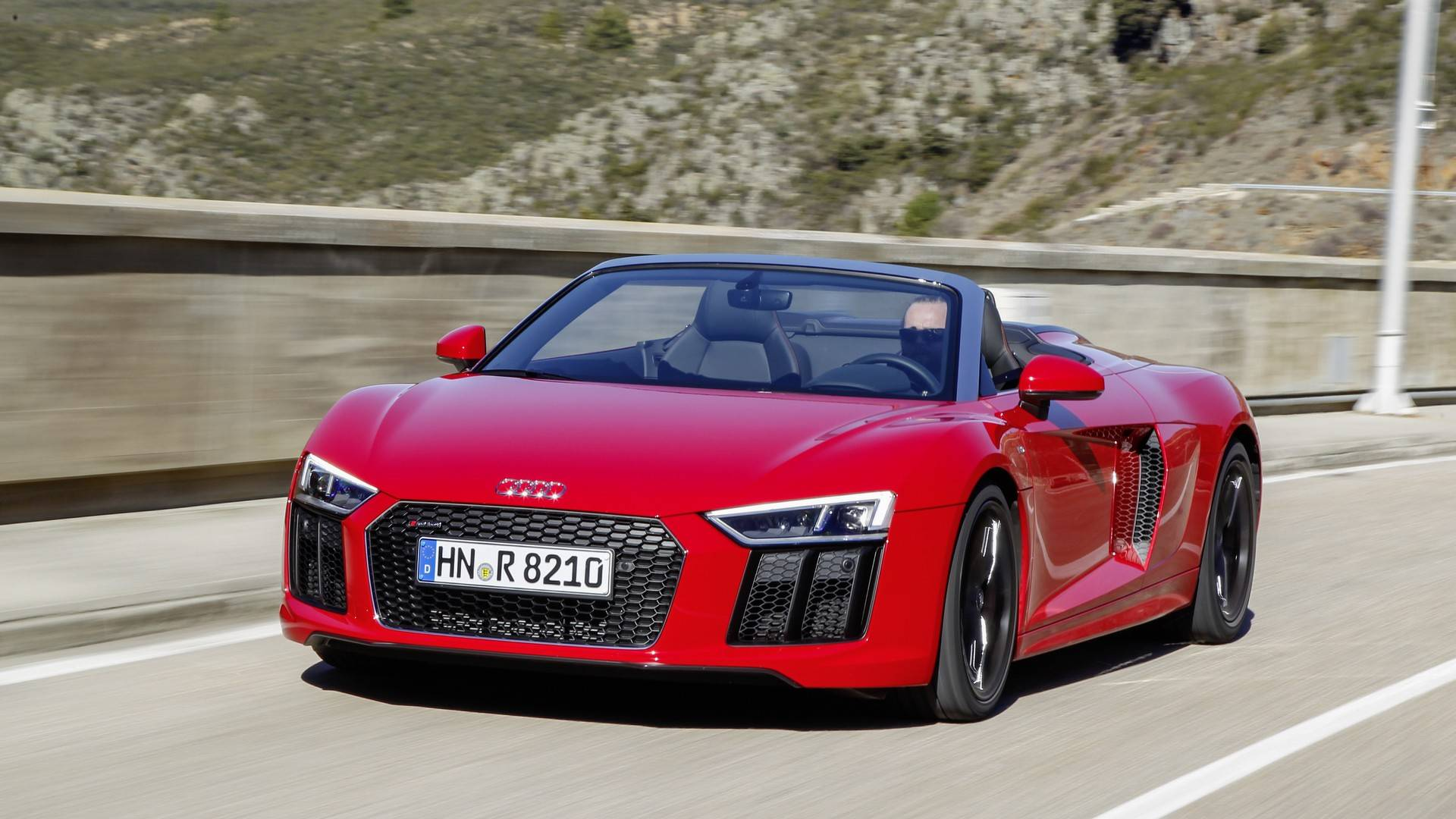 Rear-Wheel-Drive Audi R8 Coming To United States, EPA Listing Suggests