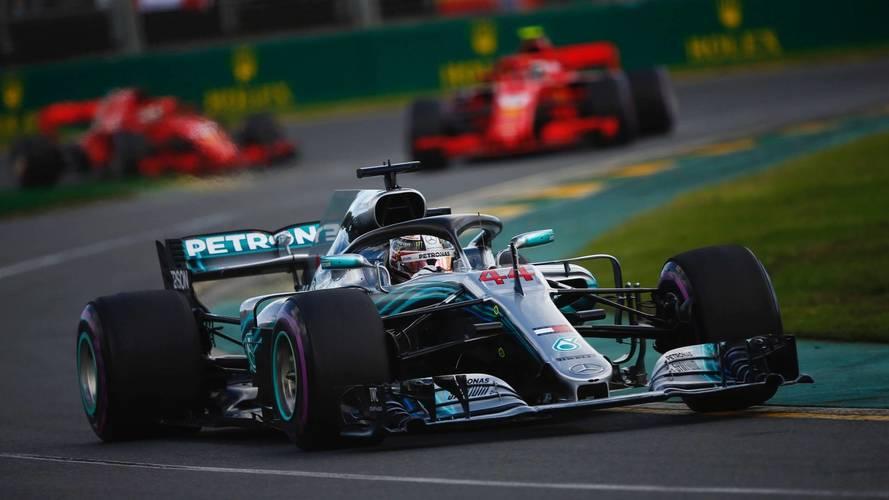 Formule 1 - Hamilton triomphe, Vettel K.O.