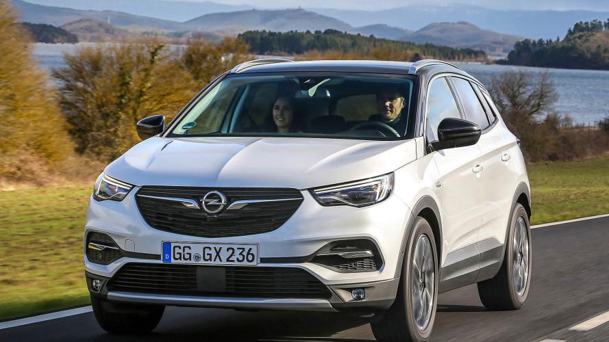 Opel Grandland (2018) mit sauberem Diesel im Test
