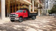 2019 Chevrolet Silverado HD Medium Duty