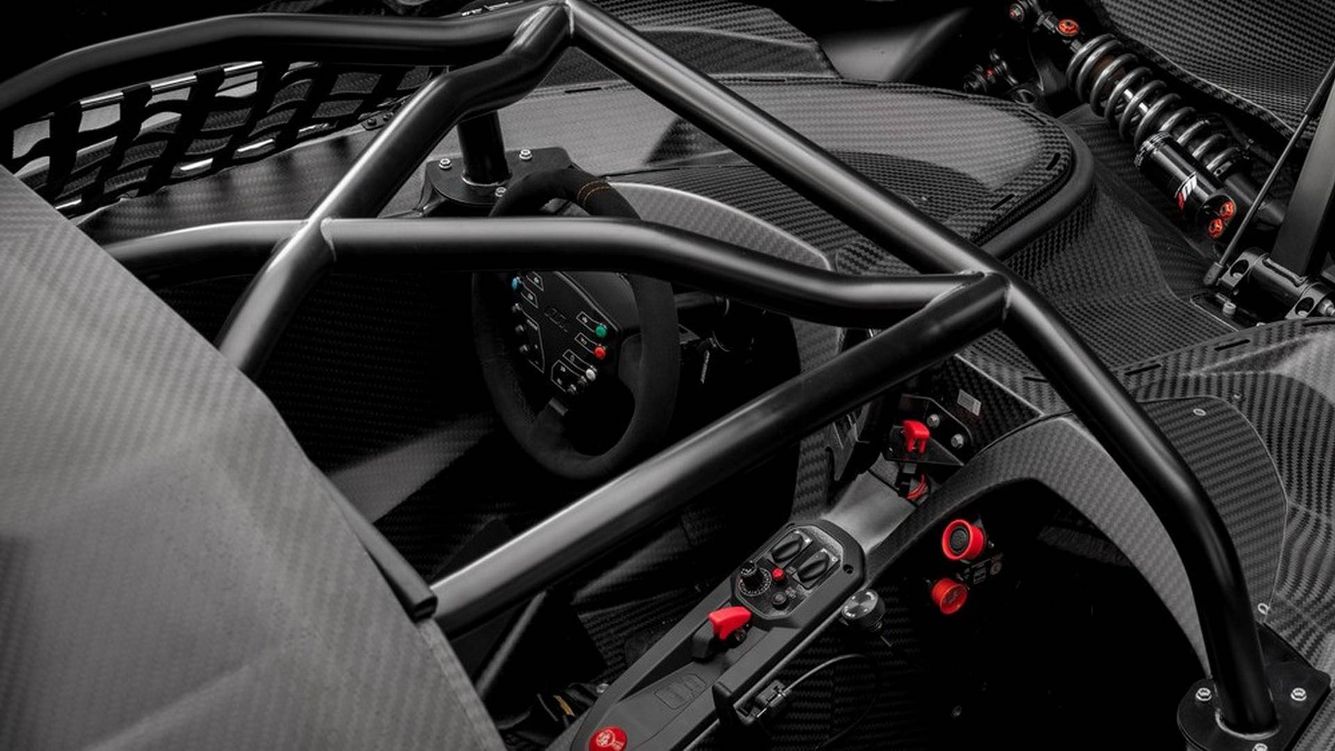 2018 KTM X Bow GT4 Gets Sinister Looks Increased Durability