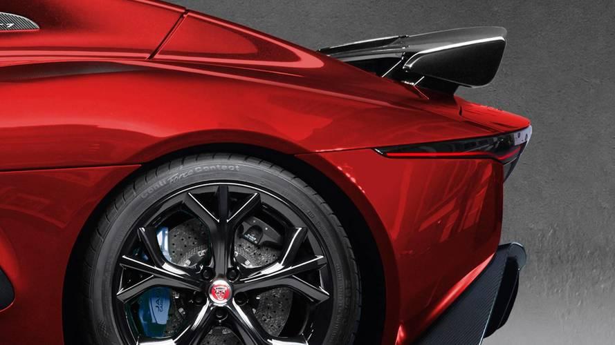 Jaguar C X75 Cabrio Rendering Jaguar C X75 Cabrio Rendering