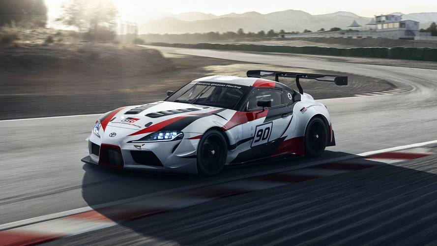 Toyota: New Supra Was Mostly Developed In Japan; Won't Be Cheap