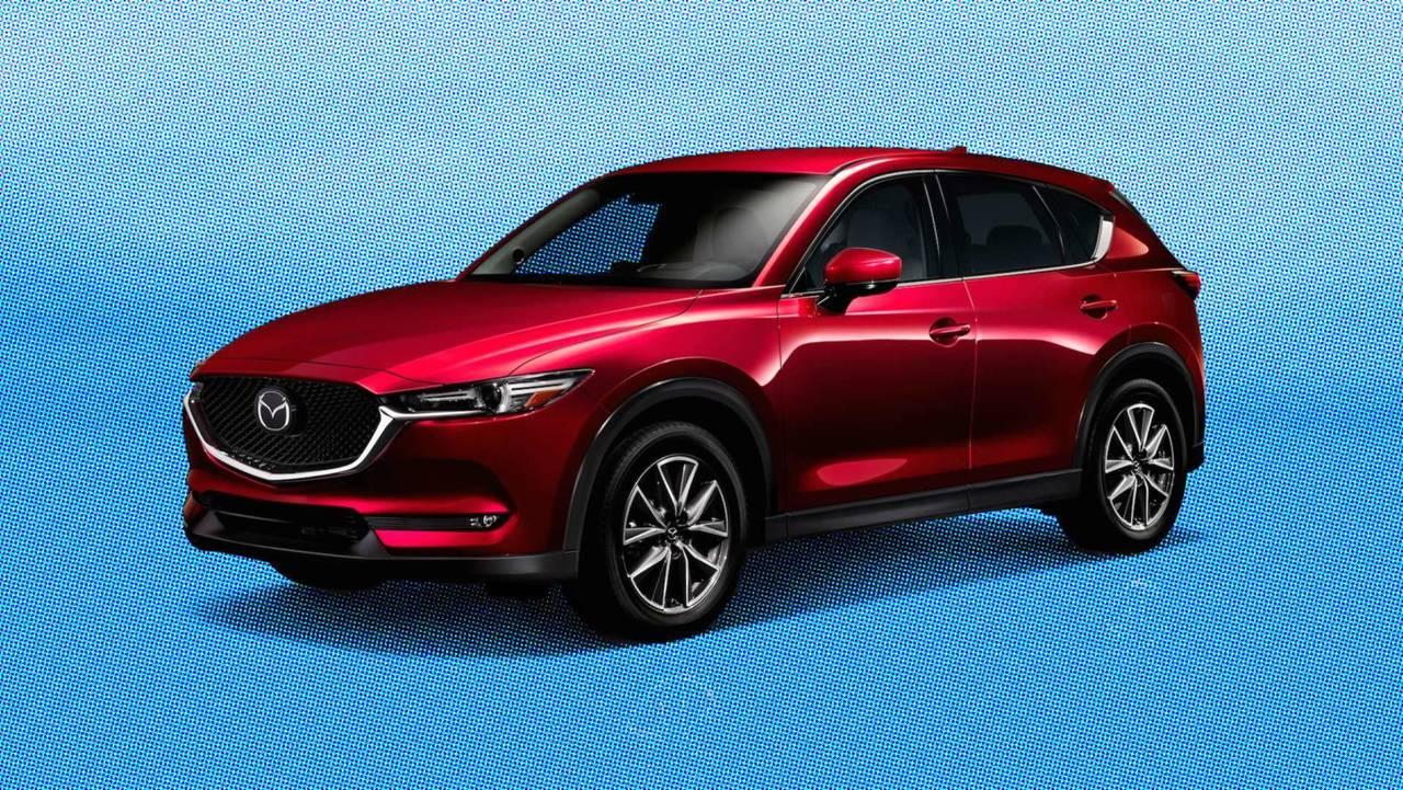 Mazda CX-5 Lead