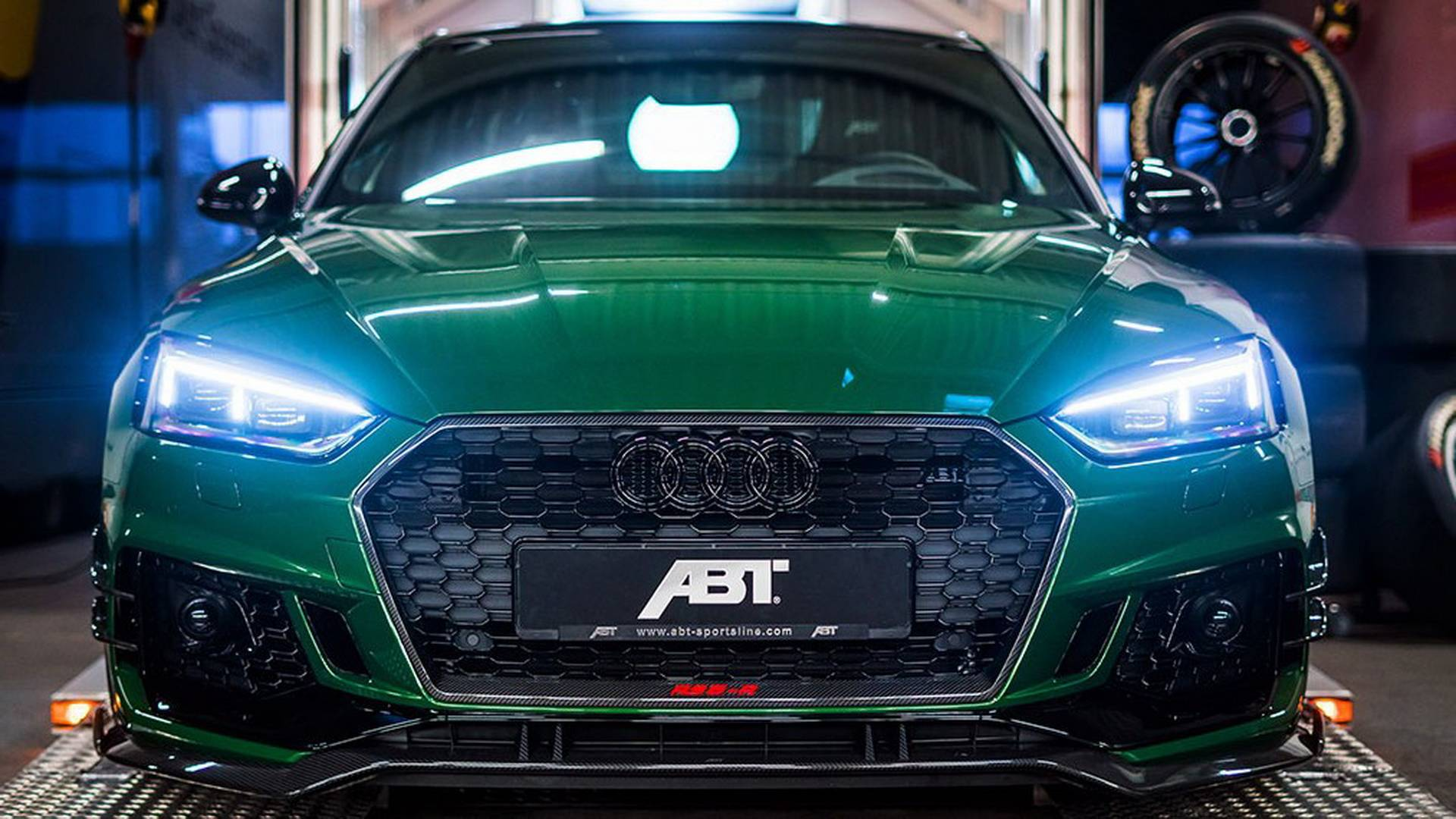 Audi Rs5 R By Abt Heading To Geneva With Supercar Levels Of Power