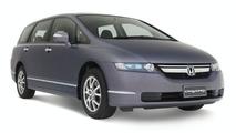 Honda Odyssey gets Mid-Life Facelift (AU)