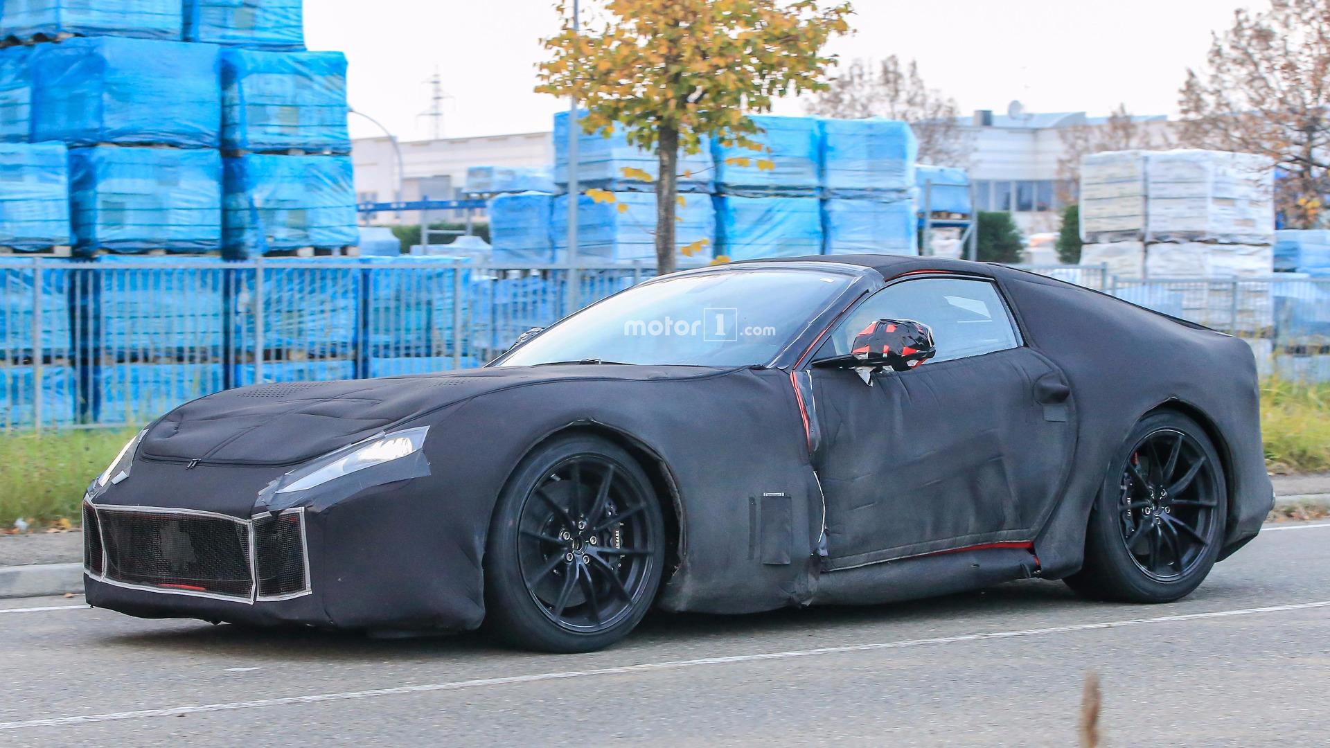 The Alleged 800 Hp Ferrari F12 M Will Debut In Geneva