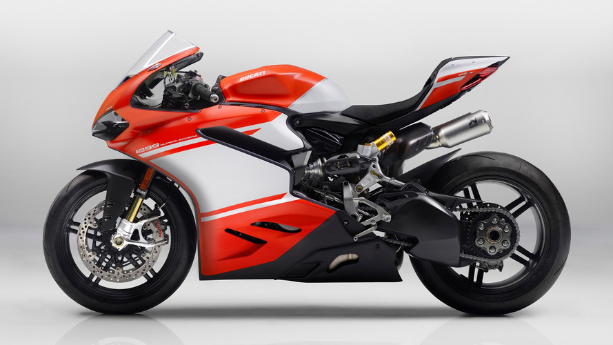 VIDÉO - Ducati présente une 1299 Superleggera démentielle