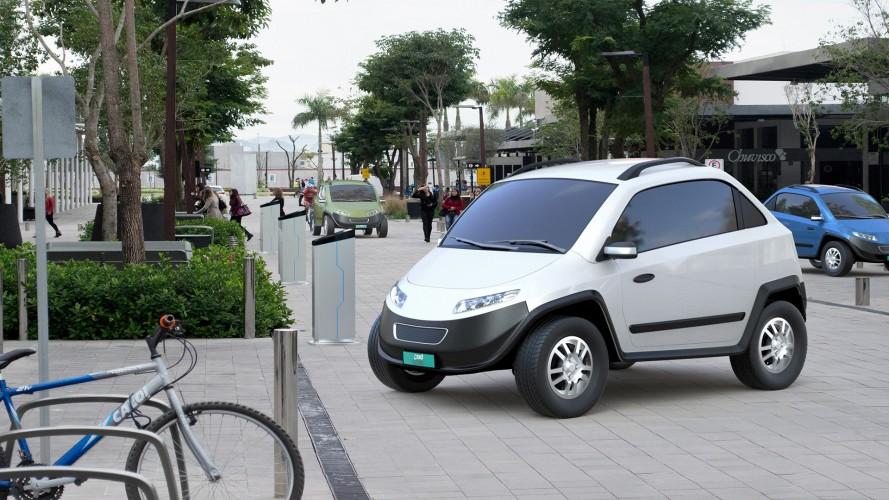 Podcycle: conheça o projeto brasileiro de minicarro elétrico compartilhado
