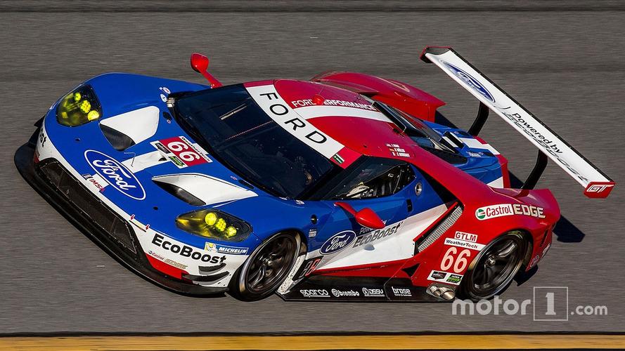 Les Ford GT ont un travail à finir à Daytona