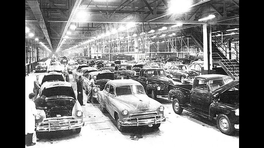 Fez até geladeira! Confira a história dos 91 anos da GM no Brasil