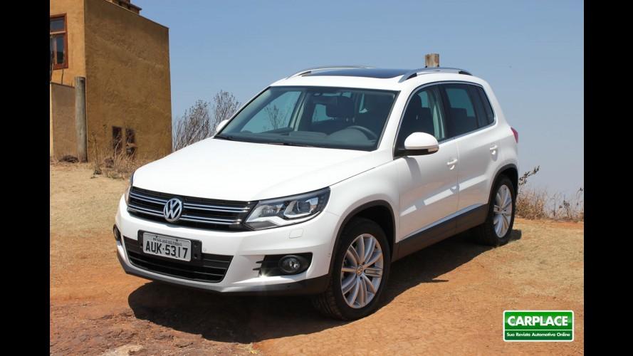 Recall: VW Tiguan pode ter problema nos airbags laterais