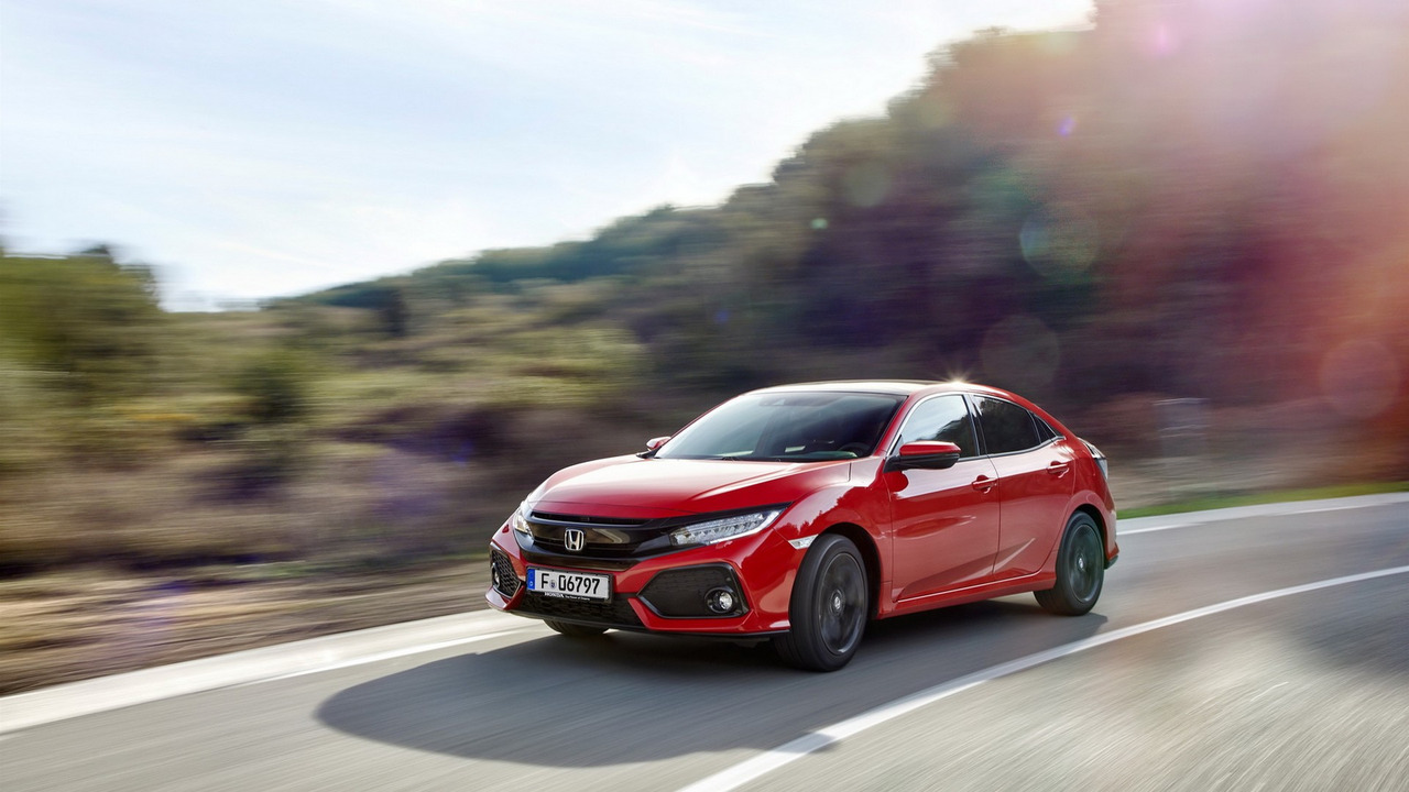 Honda Civic na Europa