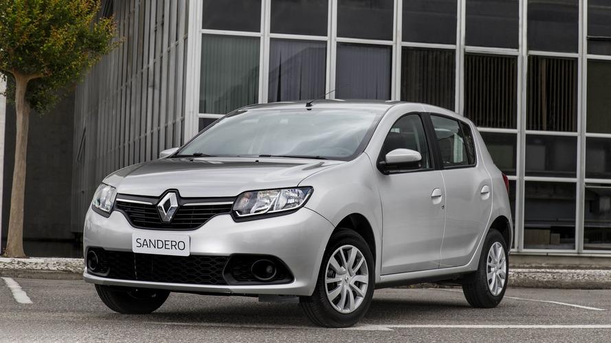 Renault sorteia 3 unidades do Sandero em promoção de revisão