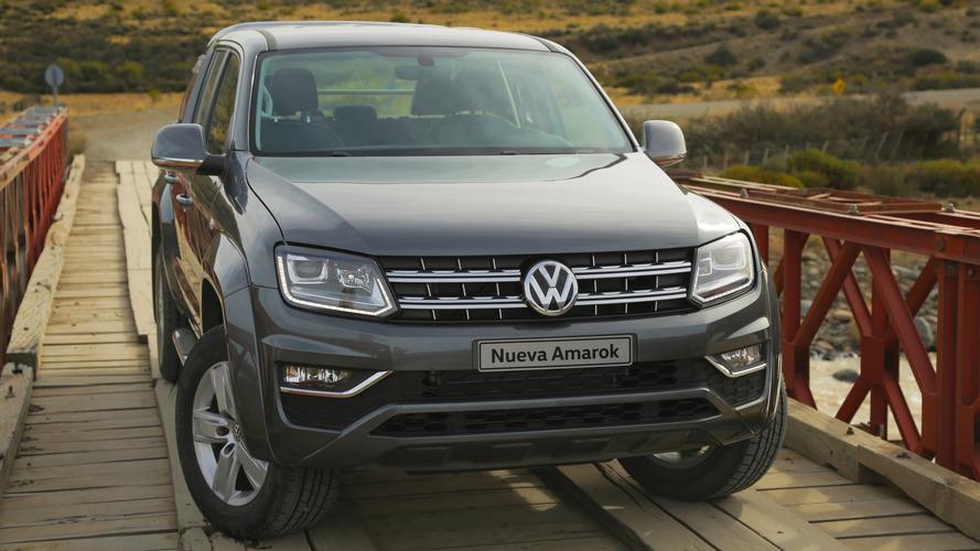 Recall: VW Amarok tem defeito que pode afetar bancos dianteiros