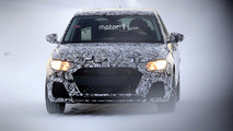 Audi A1 photos espion 2019