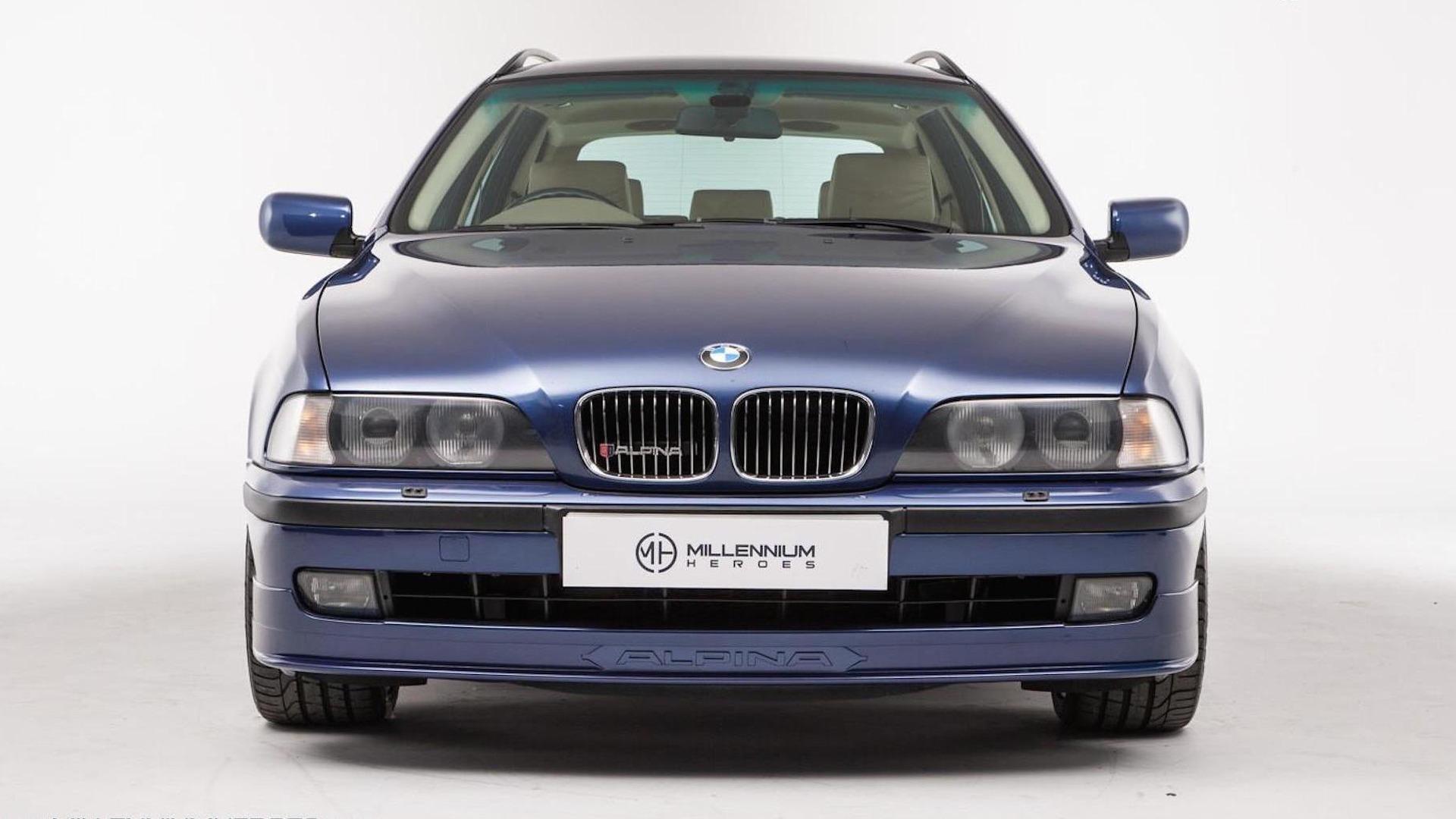 Rare Alpina Tuned Bmw 5 Series Wagon Is A Bargain At 18 995