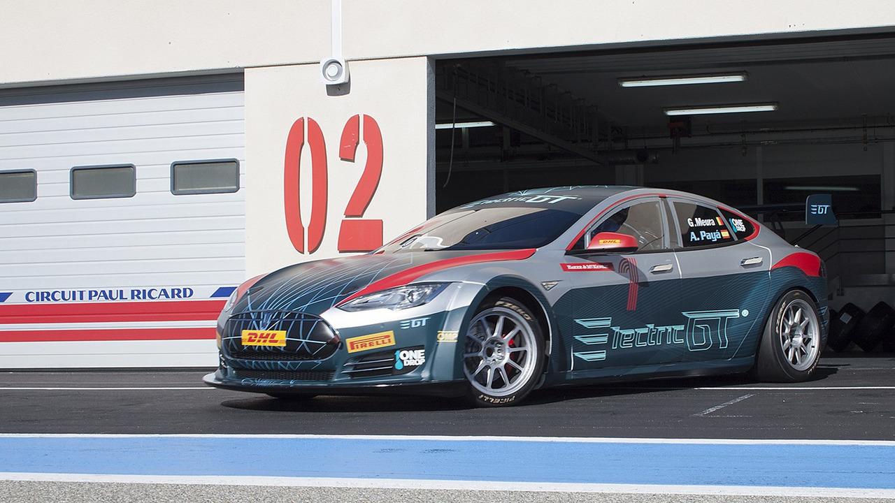 Electric GT Tesla Model S