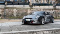 KVC - Nissan GT-R Liberty Walk
