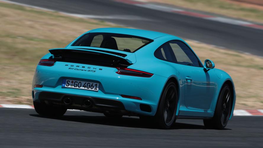 2017 Porsche 911 Carrera GTS: İlk Sürüş