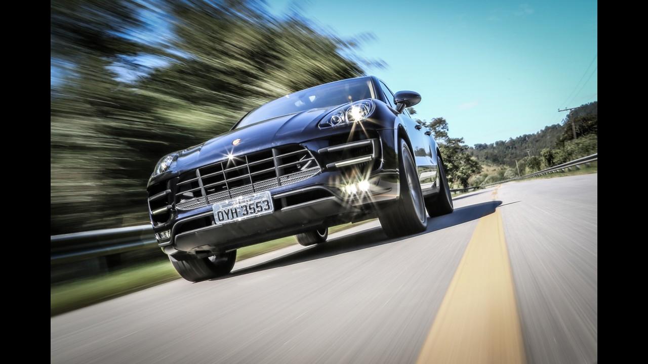 Porsche deve lançar Macan híbrido até 2017