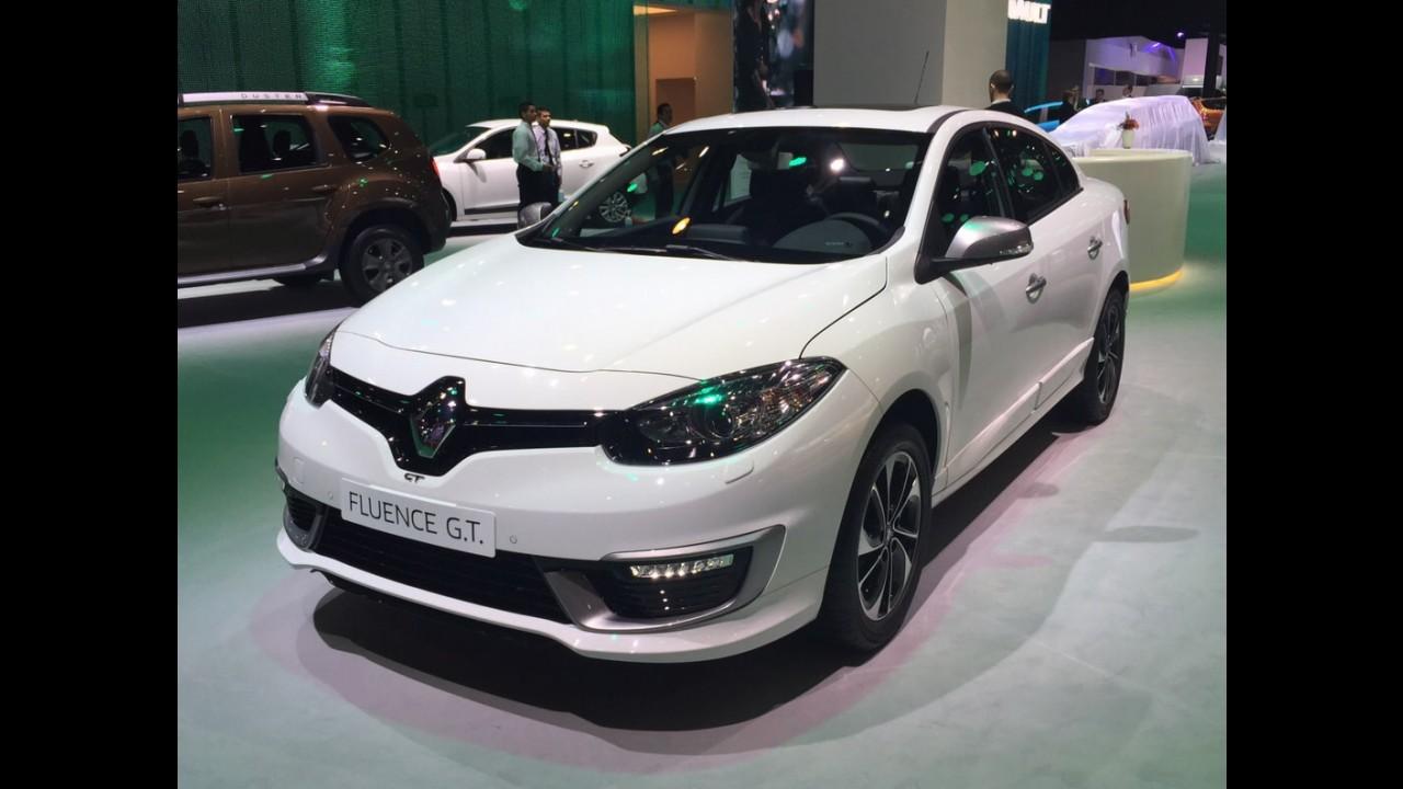 Buenos Aires: Renault Fluence GT2 surge com motor 2.0 turbo de 190 cv