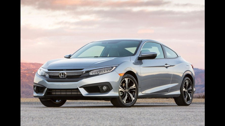 Novo Civic Coupé: Honda mostra detalhes em galeria de fotos da versão 3 portas