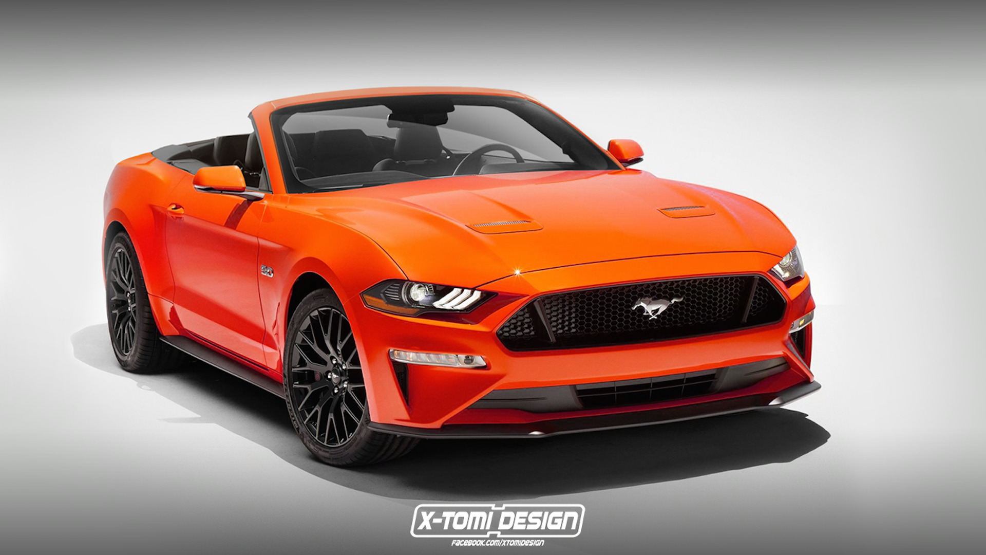 Ford Mustang Convertible Usa