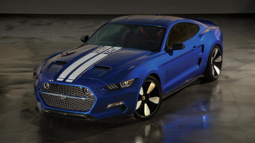 [Updated] Galpin Rocket Mustang will enter production via VLF Automotive