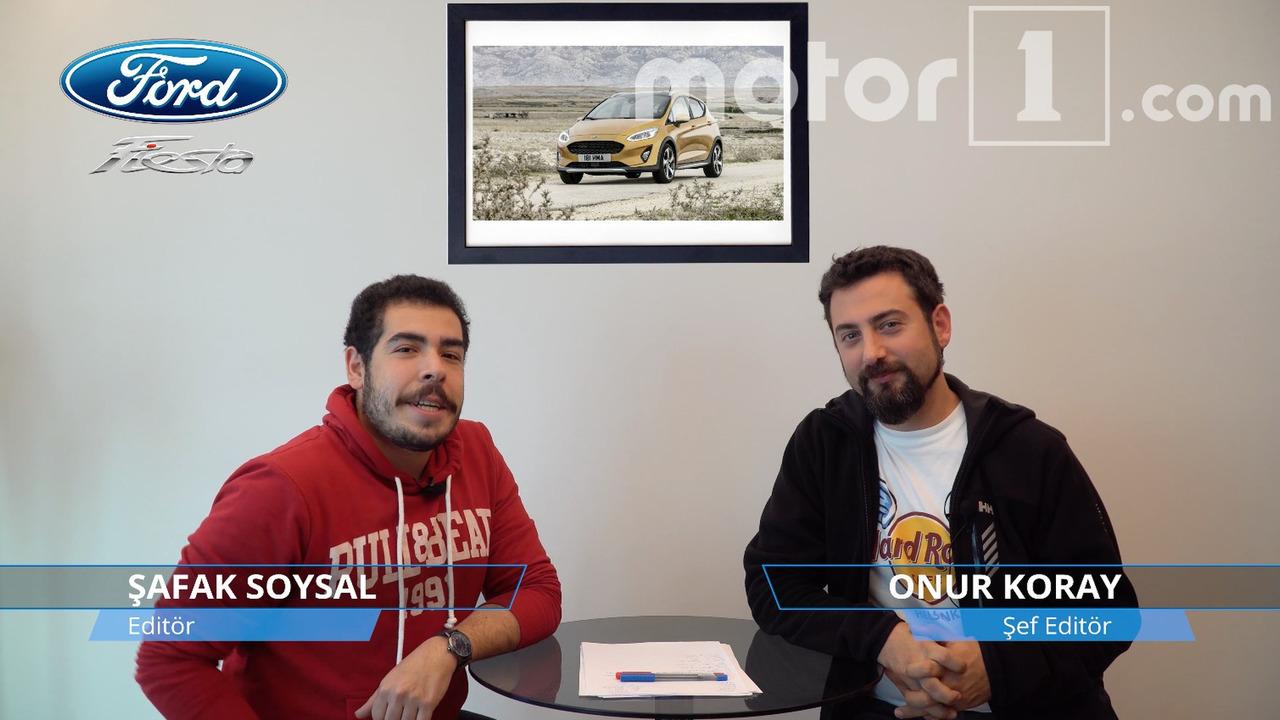 Onur Koray ve Şafak Soysal - 2017 Fiesta değerlendirmesi