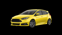 2017 Ford Focus ST Triple Sarı