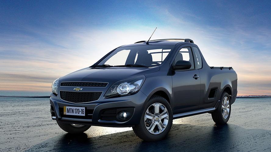 Chevrolet Montana 2021 passa a ter versão única mais equipada por R$ 75.490