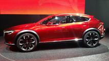 Mazda KOERU concept in Frankfurt 2015