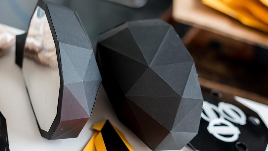 Origami Nissan Juke
